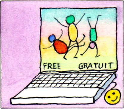 Activités gratuites en ligne